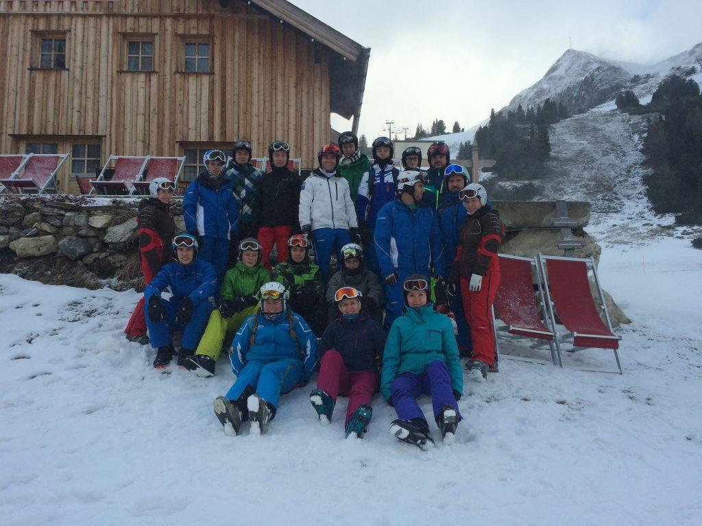 Fortbildung, Obertauern 2014
